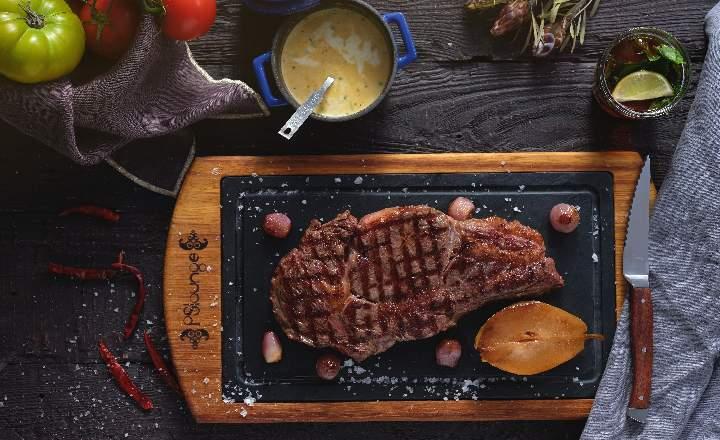 Prime Dallas Steak
