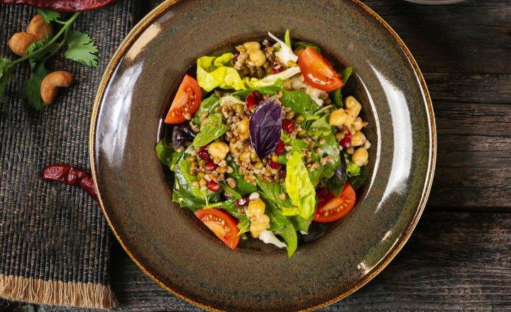 Buckwheat Salad