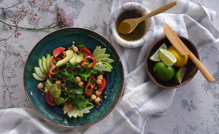 Grain Avocado Salad