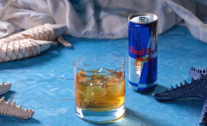 Black Label + Red Bull