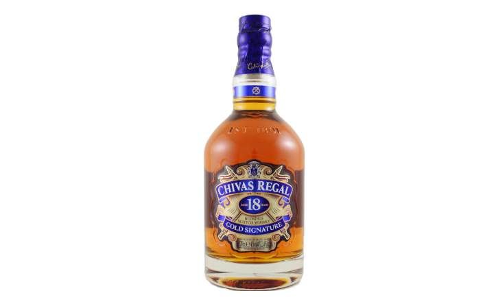 Chivas Regal (18) Bottle