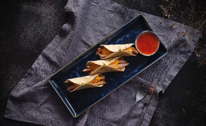 Taco Chicken (Spicy)