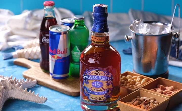 Chivas Regal (18) Bottle