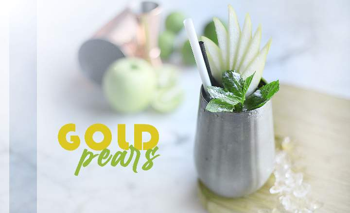 Gold Pears