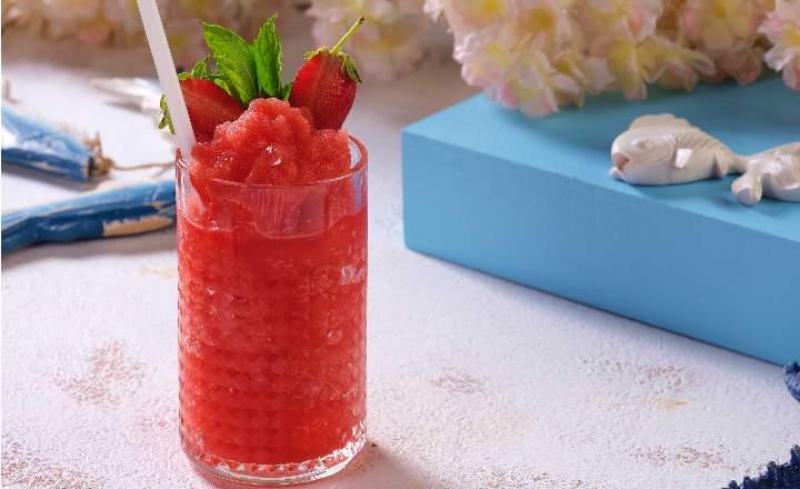 Strawberry Frozen