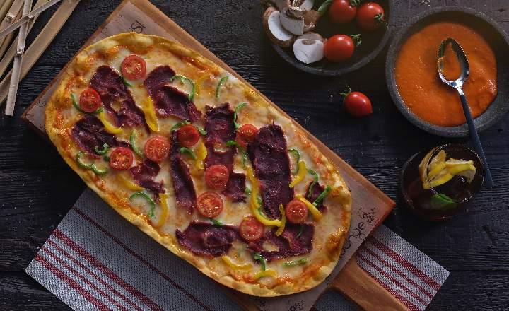 Bacon Pizzetta