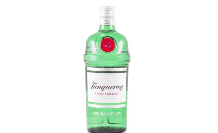 Tanqueray Dry Bottle