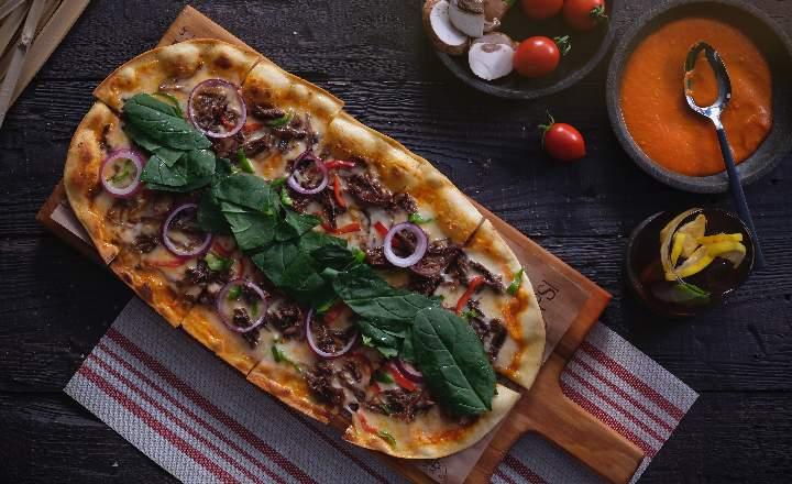 Beef Rib Pizzetta