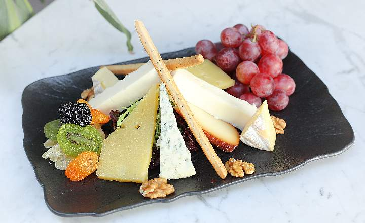 PS Cheese Plate