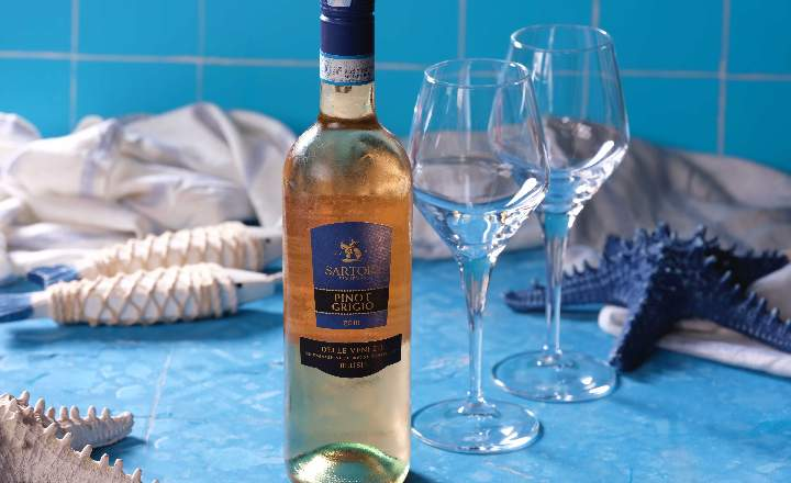 Blush Bottle