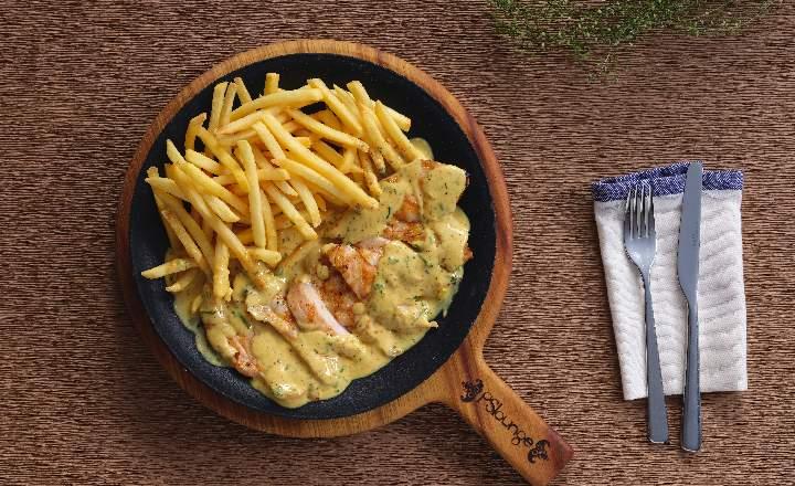 Cafe de Paris Chicken