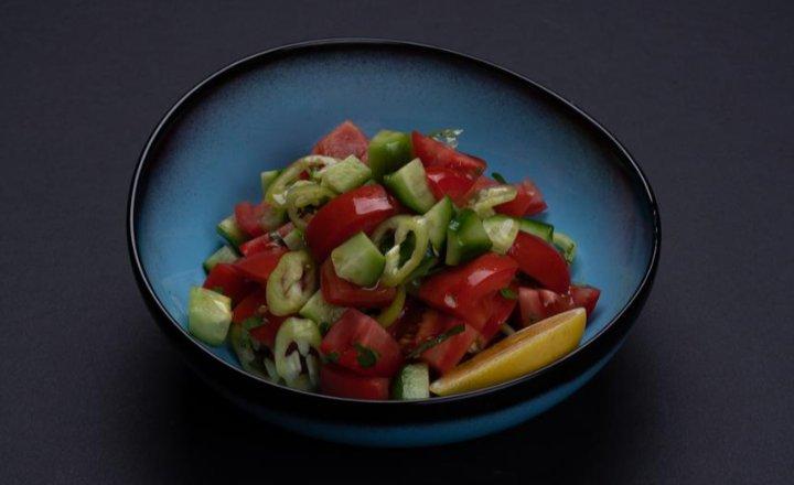 Classic Shepherd Salad