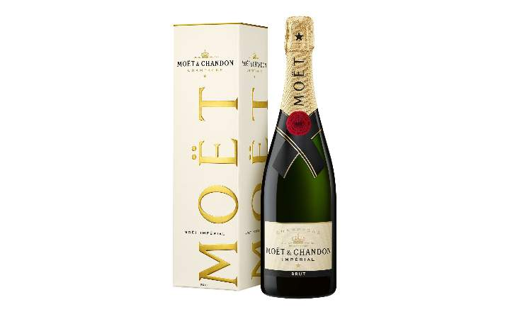 Moët Chandon Bottle
