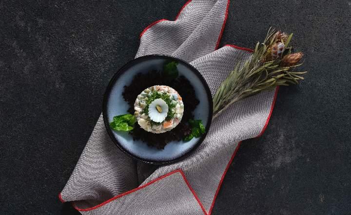 Russian Salad (Stalicni Salad)