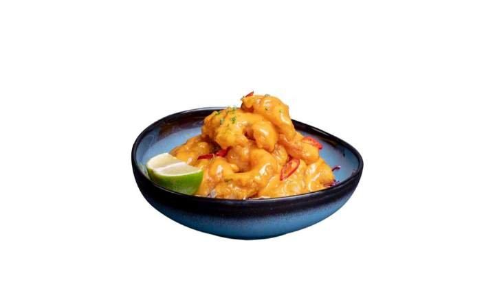 Shrimp with Tempura Sauce
