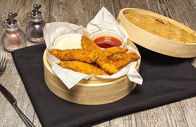 Chicken Fried Steak Fingers (hot)