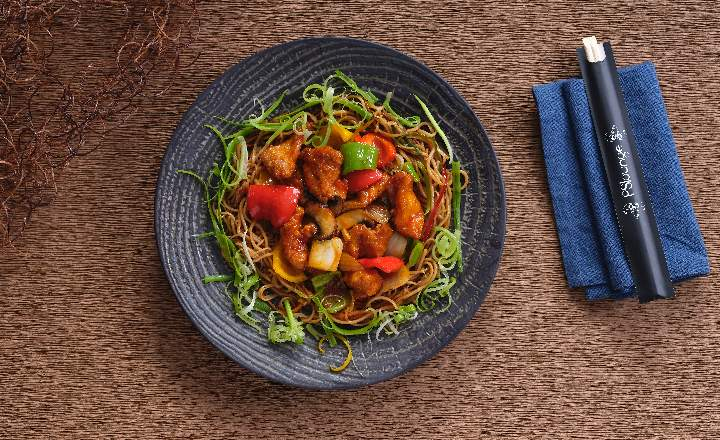 Mongolian Hot Chicken