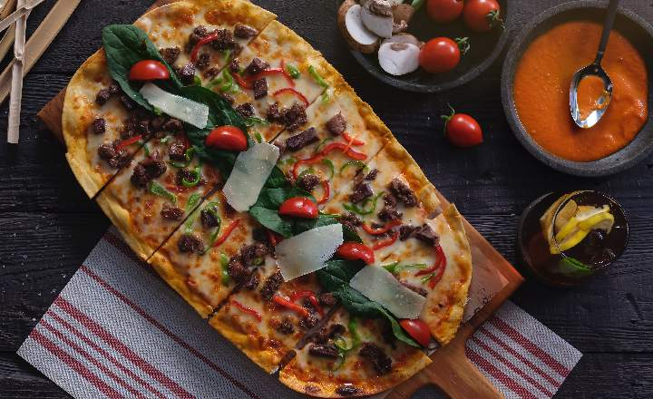 Roasted Pizzetta