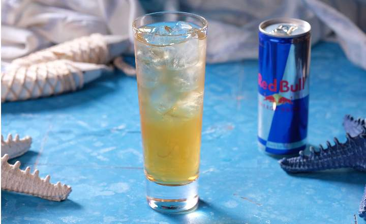 Smirnoff + Red Bull