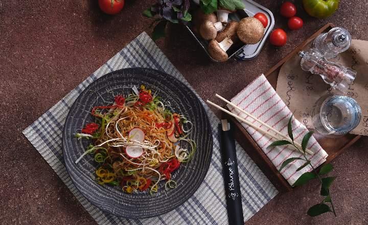 Vegetarian Noodle