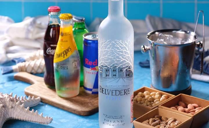 Belvedere Bottle