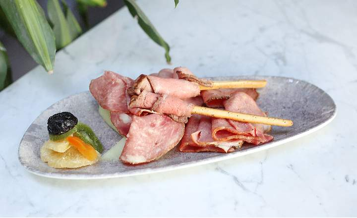Smoked Meat Plate