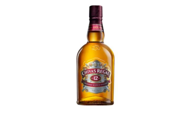 Chivas Regal (12) Bottle