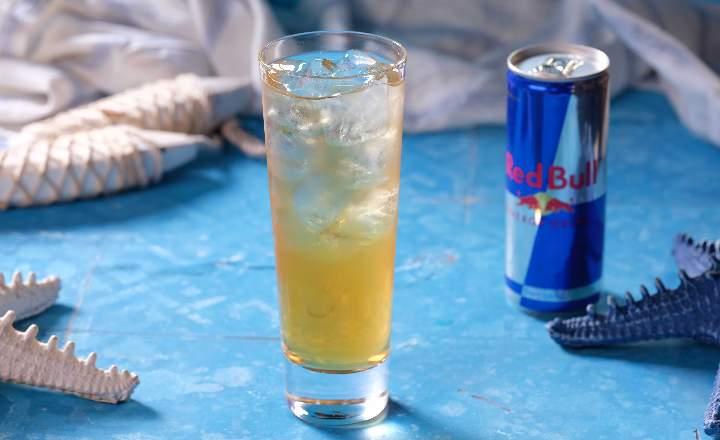Grey Goose + Red Bull