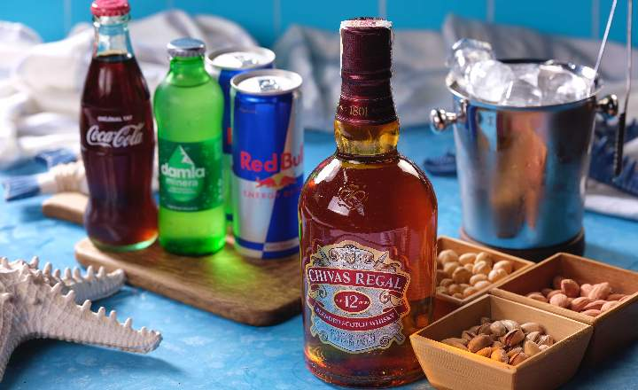 Chivas Regal (12) Bottle