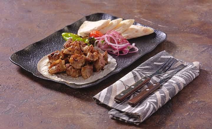 Azerbaijani Local Semicka Kebab